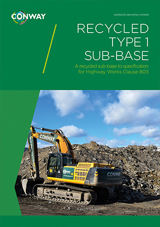 Recycled Type 1 Sub-Base thumbnail