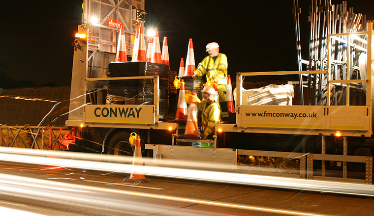 Dave Conway on FM Conway's Approach to Road Traffic Safety thumbnail