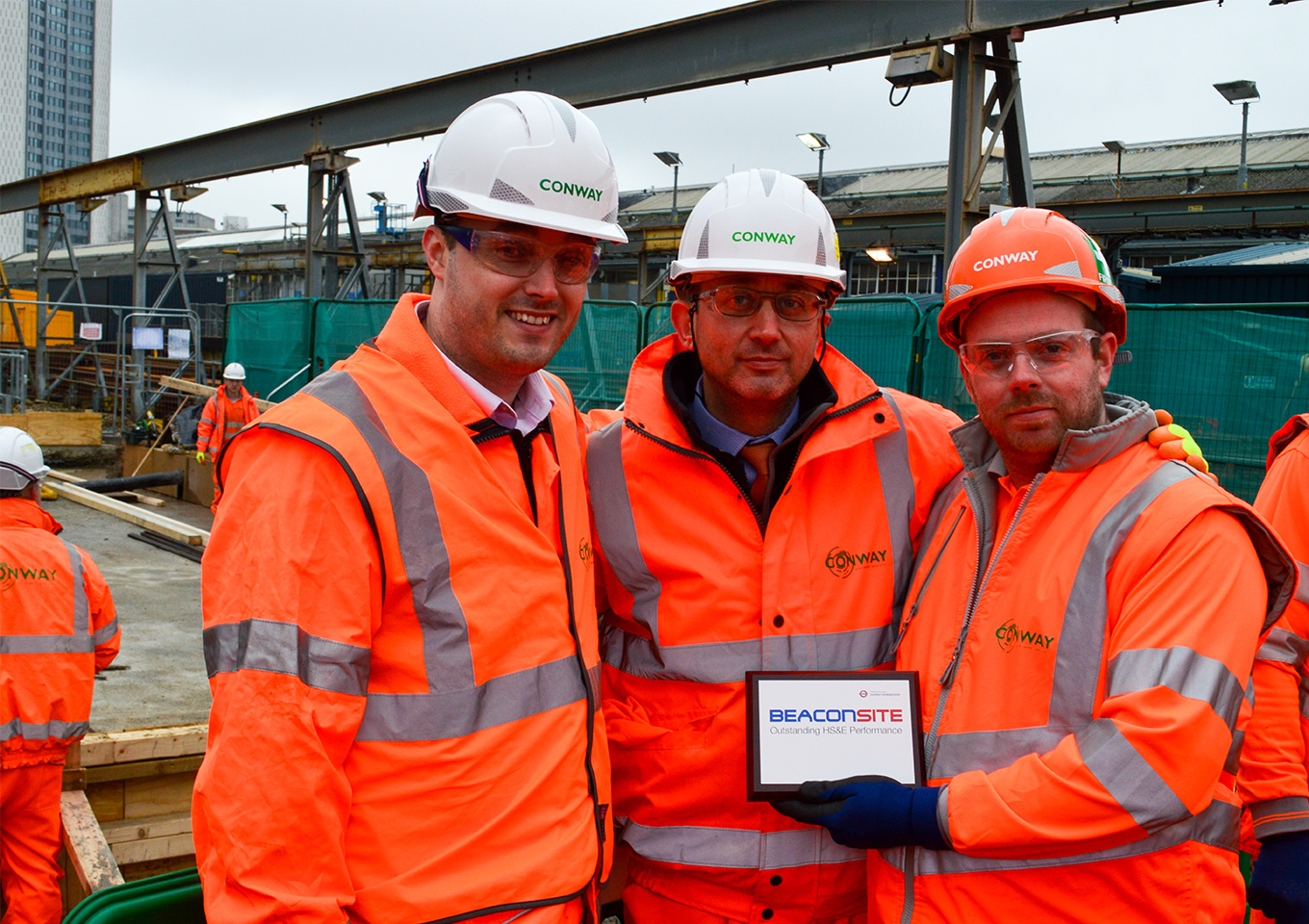 FM Conway recognised for rail safety excellence thumbnail