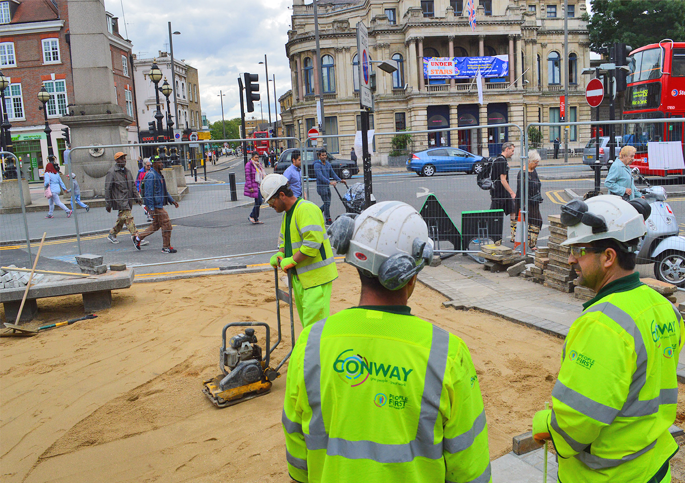 FM Conway secures major highways contracts with Newham thumbnail