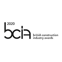 BCIA - Small Project of the Year logo