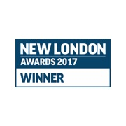 New London Award for Transport & Infrastructure  logo